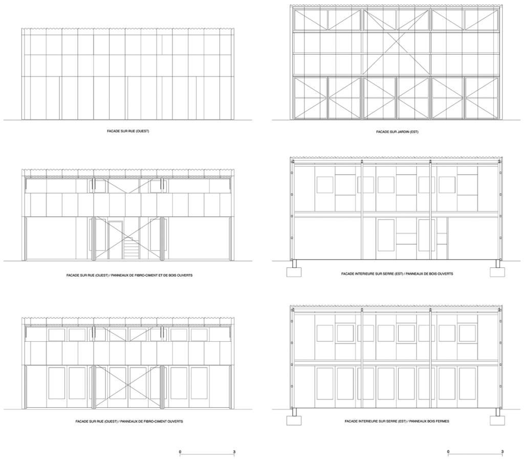 The House Plan Lacaton Amp Vassal