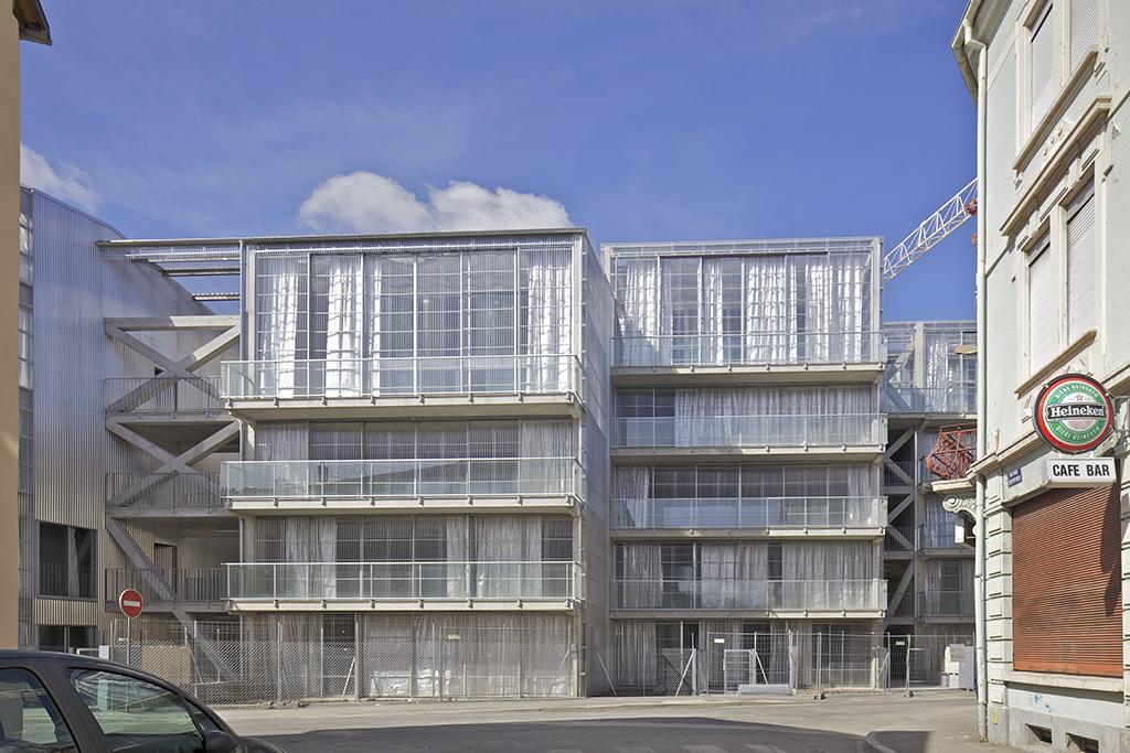 Big sanaa lacaton vassal pre qualified to compete in for Z architecture william vassal