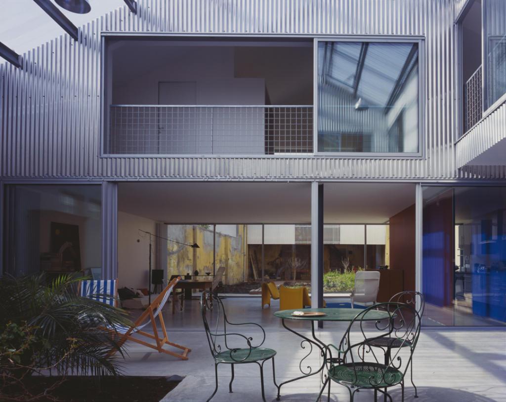 lacaton vassal. Black Bedroom Furniture Sets. Home Design Ideas